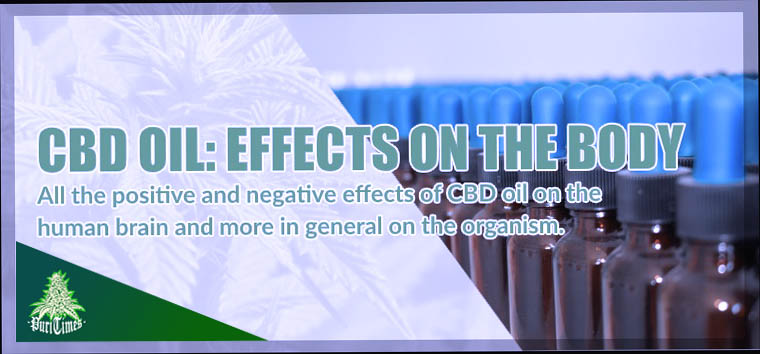 legal cannabis cbd oil effects on the body